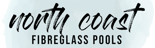 North Coast Fibreglass Pools Logo