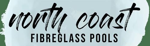 North Coast Fibreglass Pools Logo